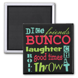 Bunco Subway Art Design By Artinspired Magnet