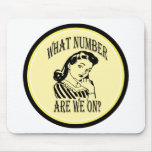 Bunco What Number Are We On #2 Mouse Pad