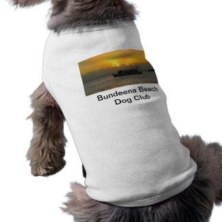 Bundeena Beach Dog Club Dog Tshirt