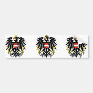 Bundesadler, Austria Bumper Sticker
