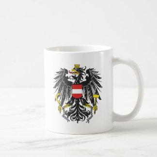 Bundesadler Austria Tazas