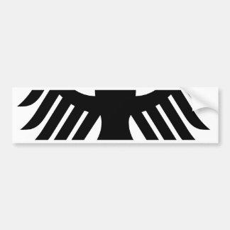 Bundesadler Bumper Sticker