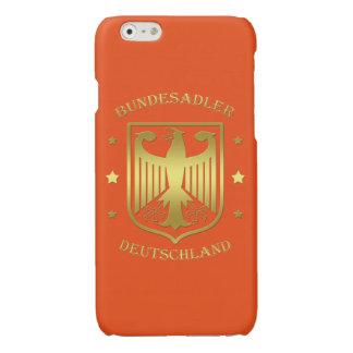 Bundesadler Deutschland Shine Gold Glossy iPhone 6 Case