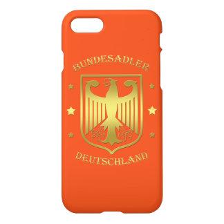 Bundesadler Deutschland Shine Gold iPhone 7 Case