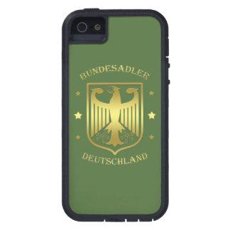 Bundesadler Deutschland Shine Gold iPhone SE/5/5s Case