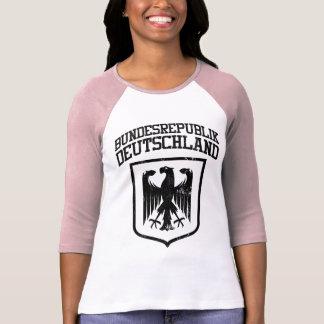 Bundesrepublik Deutschland/alemán Eagle Camiseta