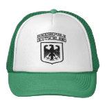 Bundesrepublik Deutschland/alemán Eagle Gorros Bordados
