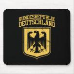 Bundesrepublik Deutschland/alemán Eagle Alfombrilla De Ratones