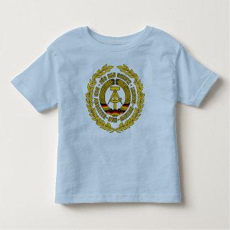 Bundesrepublik Deutschland / East Germany Crest T Shirt