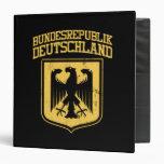 Bundesrepublik Deutschland / German Eagle Vinyl Binders