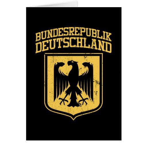 Bundesrepublik Deutschland / German Eagle Card