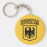 Bundesrepublik Deutschland / German Eagle Key Chain