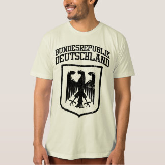 Bundesrepublik Deutschland / German Eagle T-Shirt