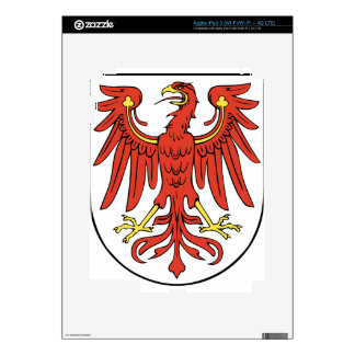 Bundesschild (2) iPad 3 skin
