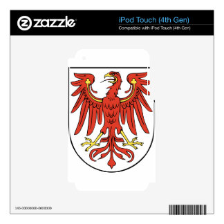 Bundesschild (2) iPod touch 4G skin