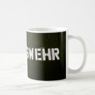 Bundeswehr Coffee Mug