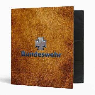 Bundeswehr Emblem 3 Ring Binder
