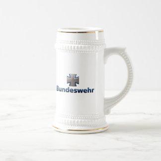 Bundeswehr Emblem Beer Stein