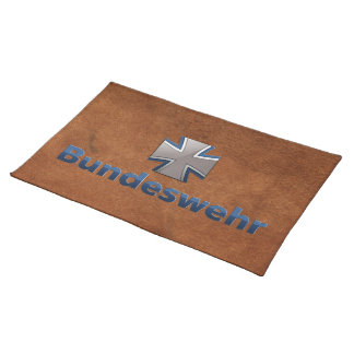 Bundeswehr Emblem Cloth Placemat