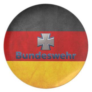 Bundeswehr Emblem Dinner Plate