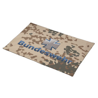 Bundeswehr Emblem Placemat