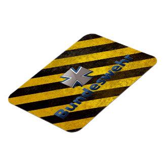 Bundeswehr Emblem Vinyl Magnets