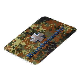 Bundeswehr Emblem Vinyl Magnet