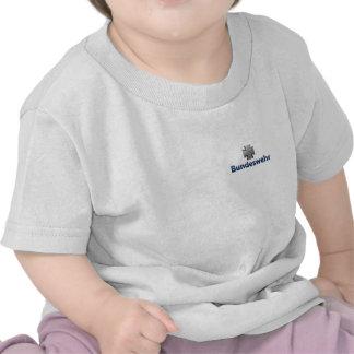 Bundeswehr Emblem T-shirts