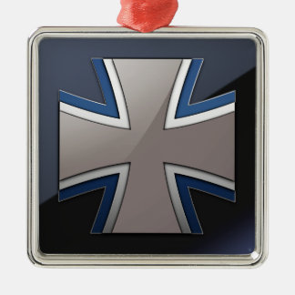 Bundeswehr Metal Ornament