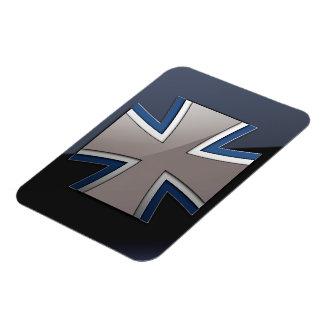 Bundeswehr Vinyl Magnet