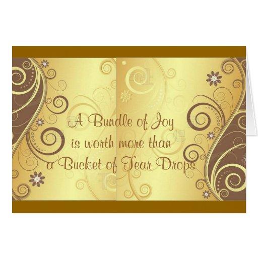 Bundle Greeting Card