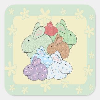 Bundle of Bunnies Stickers