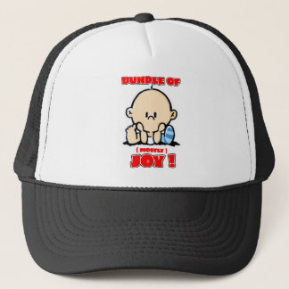 Bundle of Joy - Mostly, Cute and Funny for Trucker Hat