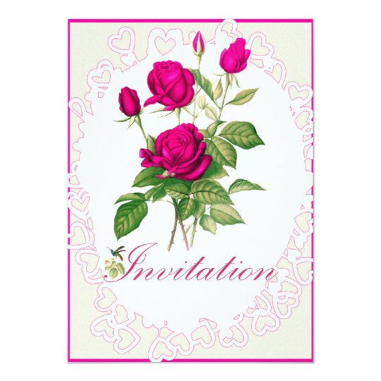 Bundle of Roses Card
