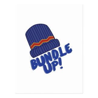 Bundle Tuque Postcard