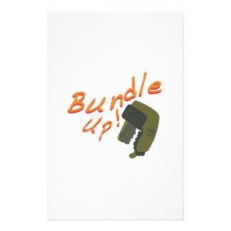 Bundle Ushanka Personalized Stationery