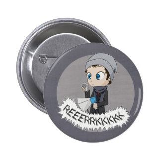 Bundled Misha Pinback Button