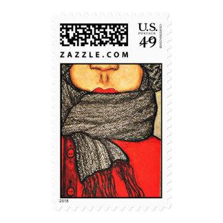 Bundled Postage Stamps