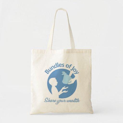 Bundles of Joy Budget Tote Bags