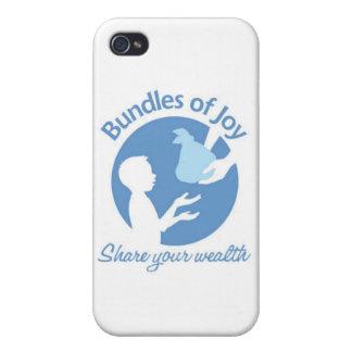 Bundles of Joy iPhone 4/4S Case