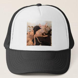 bundles of love trucker hat