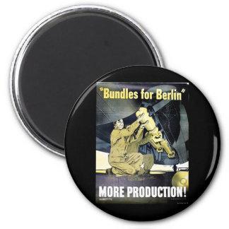 Bundlesf Or Berlin 2 Inch Round Magnet