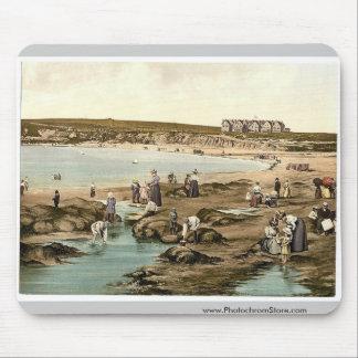 Bundoran. Co. Donegal, Irlanda Photochrom raro Tapete De Ratones