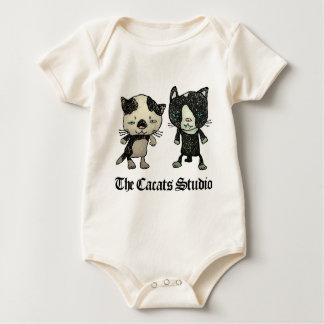 buneko3 baby bodysuit