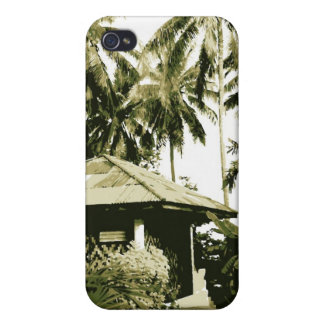 Bungalow Covers For iPhone 4