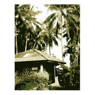 Bungalow Postcard