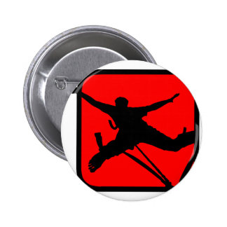 Bungee Jumping 3 Pinback Buttons
