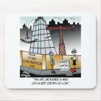 Bungee Jumping, $5.00 Mouse Pad