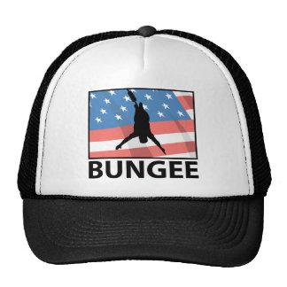 Bungee Jumping In America Trucker Hat