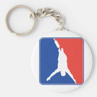 Bungee Jumping Key Chain